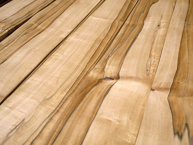 Tineo natural wood veneers