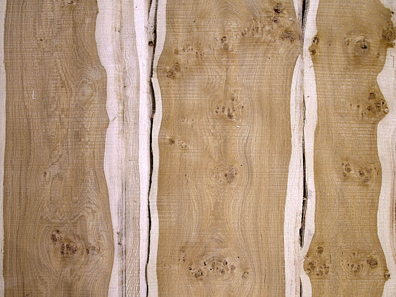 Crown Cut Scratched Rustic Oak