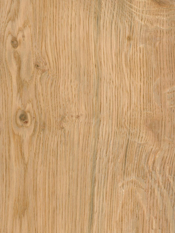 Oak European Crown Cut Rustic