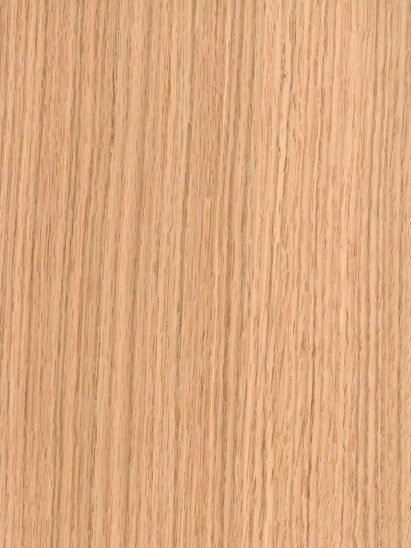 Red oak quarter cut natural wood veneers channel