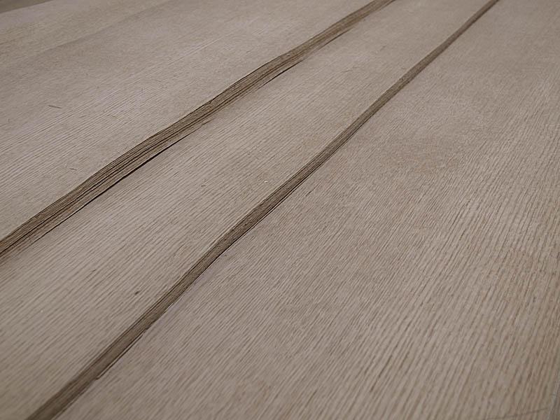 Red Oak Thermotreated Quarter Cut Natural Wood Veneers