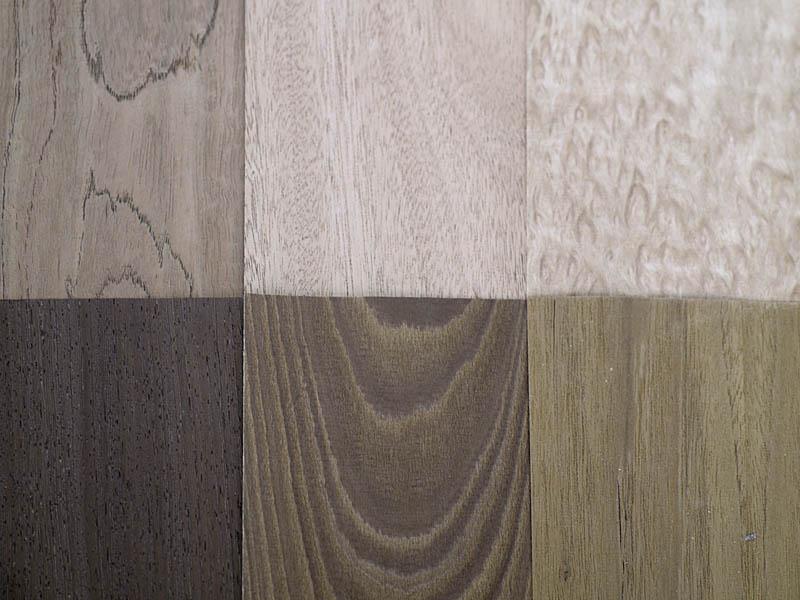 rare wood veneer